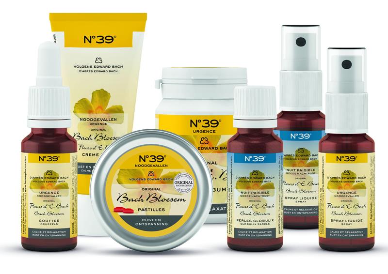 Lemon Pharma Original Bach Bloesems